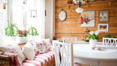 Интерьер дачного домика в скандинавском стиле – сурово, но уютно!