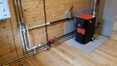 Отопление дачного дома – какой метод выгоднее выбрать?