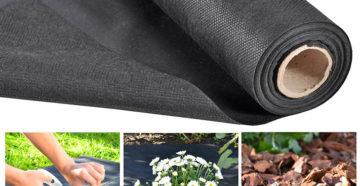 Укрывной материал от сорняков – модная новинка или эффективный способ?