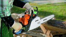 Выбор бензопилы – надежный инструмент для дома и дачи