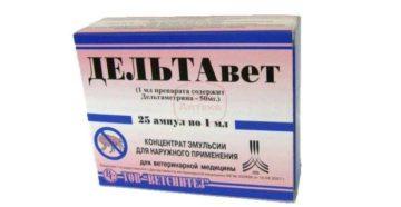 Дельтаметрин – как применять препарат, чтобы не навредить?
