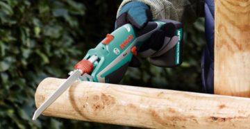 Электропила по дереву – какой вид инструмента выбрать?