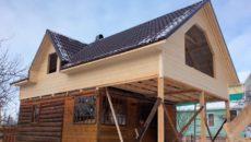 Ремонт крыши дачного дома – варианты и способы