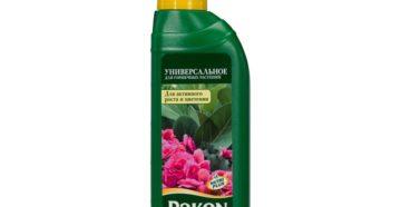 Удобрения для цветущих комнатных растений – обзор добавок