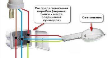 Фотореле для уличного освещения – удобное и экономное управление светильниками