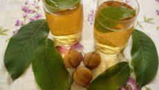 Настойка грецкого ореха – применение целебного снадобья