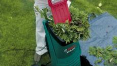 Садовый измельчитель – решение проблемы с отходами на даче