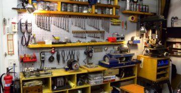 Обустройство гаража своими руками – правильная организация процесса