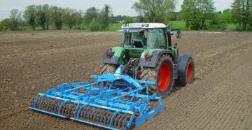Боронование почвы как важный этап в подготовке земли к посадкам