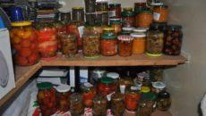 Как хранить помидоры – деликатесы в вашей кладовой